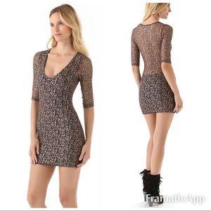 . Nightcap by free people lace mini dress sm Bxd